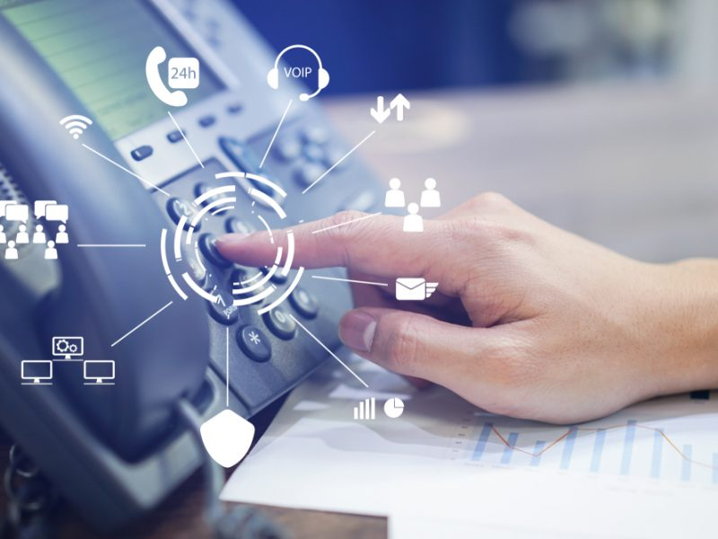 Phone Companies and VoIP Services